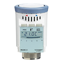 Honeywell White Electronic Radiator Controller