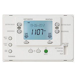 Honeywell THR860SUK Channel Timer