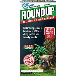 Roundup Concentrate Tree Stump & Root Killer 250ml