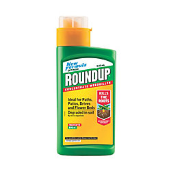 Roundup Fast Action Concentrate Weed Killer 280ml 0.38kg