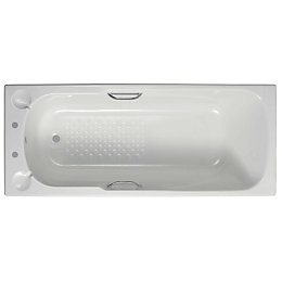 Armitage Shanks Sandringham Acrylic Rectangular Straight Bath