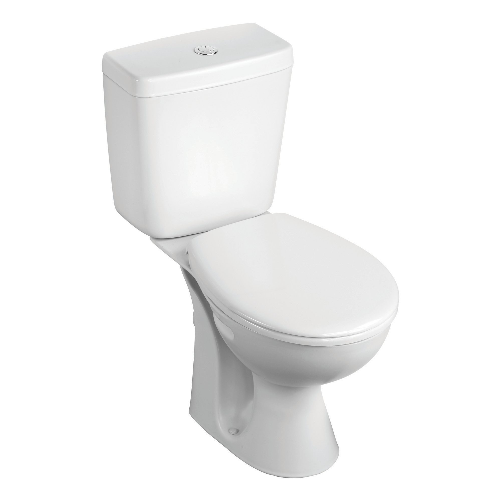 Armitage Shanks Sandringham 21 Close Coupled Toilet Pack
