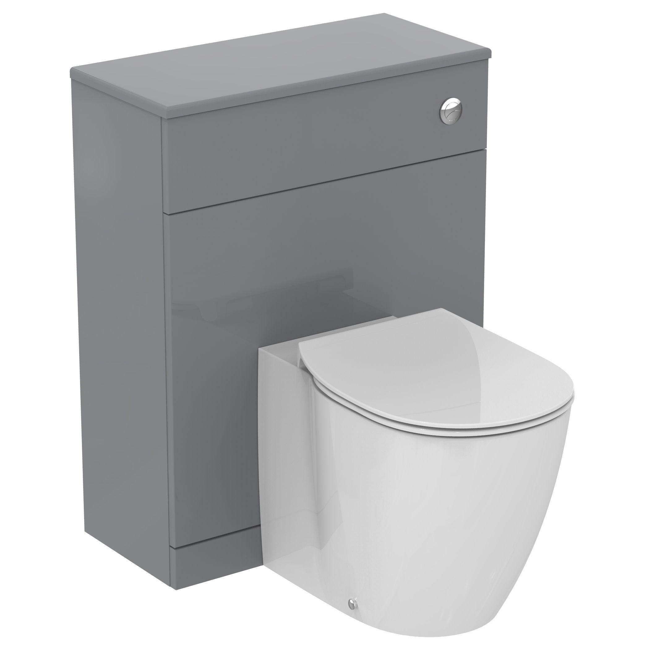 ideal standard imagine aquablade back to wall toilet unit wc set with soft close seat. Black Bedroom Furniture Sets. Home Design Ideas