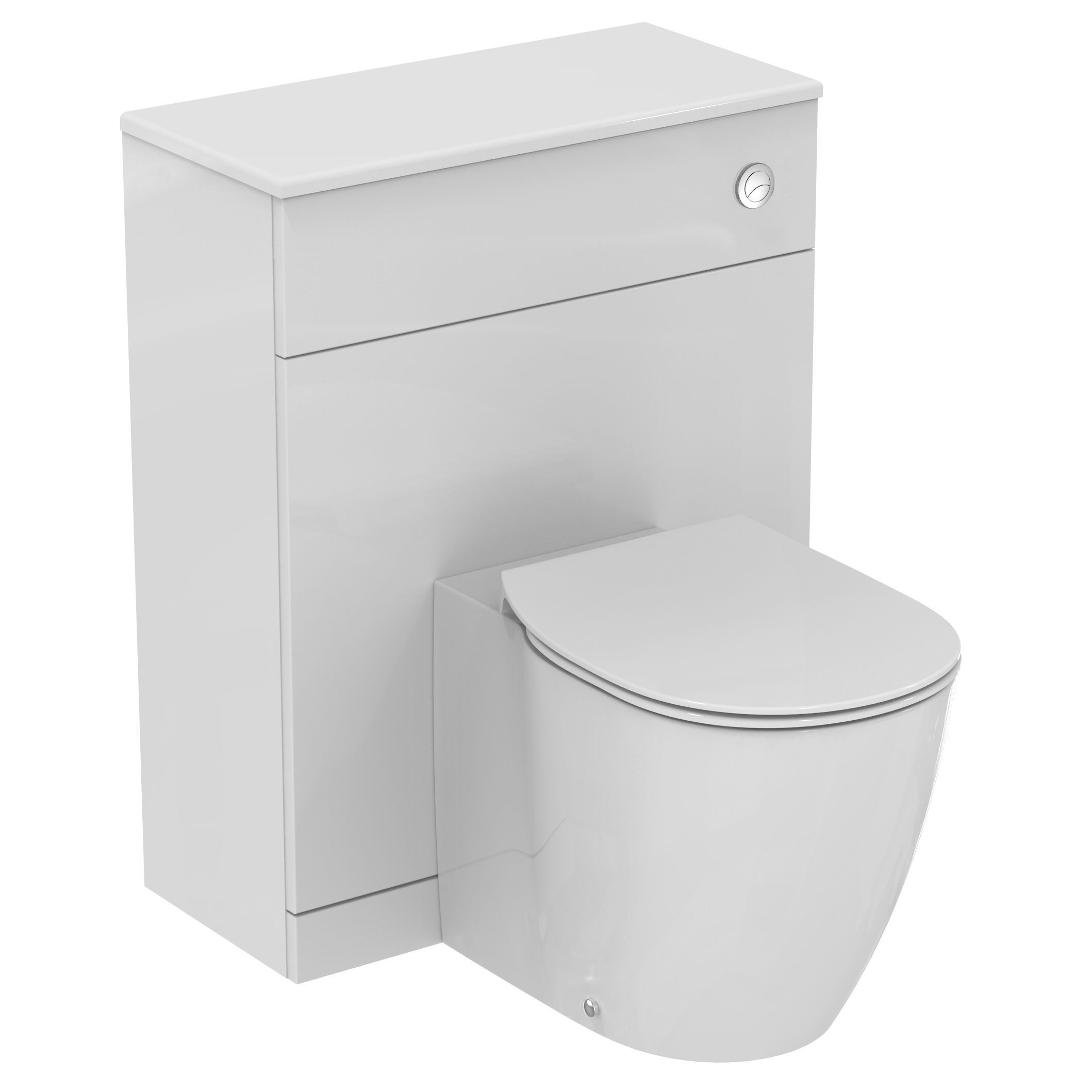 ideal standard imagine aquablade back to wall toilet unit wc set with soft close seat. Black Bedroom Furniture Sets. Home Design Ideas
