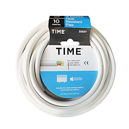 Time 3 Core Heat Resistant Flexible Cable 1.5mm²