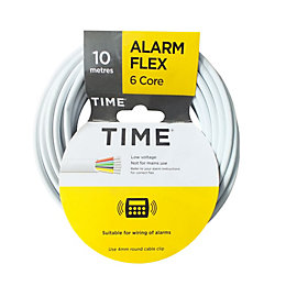 Time 6 Core Low Voltage Flexible Cable 0.2mm²
