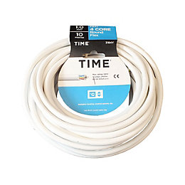 Time 4 Core Round Flexible Cable 1.0mm² 3184Y