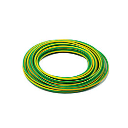 Time 6491B Single Core Conduit Cable Green &