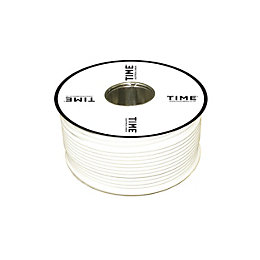 Time GT100 Digital Coaxial Cable White 50m