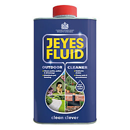 Jeyes Fluid Fluid Outdoor Disinfectant Tin, 1 L