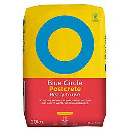 Blue Circle Postcrete Ready to Use Concrete 20kg