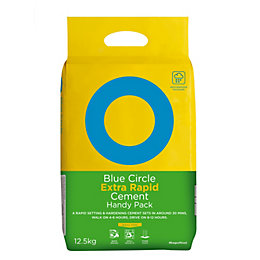 Blue Circle Extra Rapid Cement 12.5kg Bag