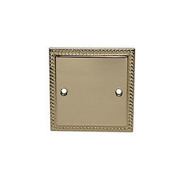 Volex Brass Blanking Plate