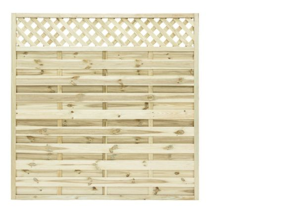 Ledbury Continental Fence Panels