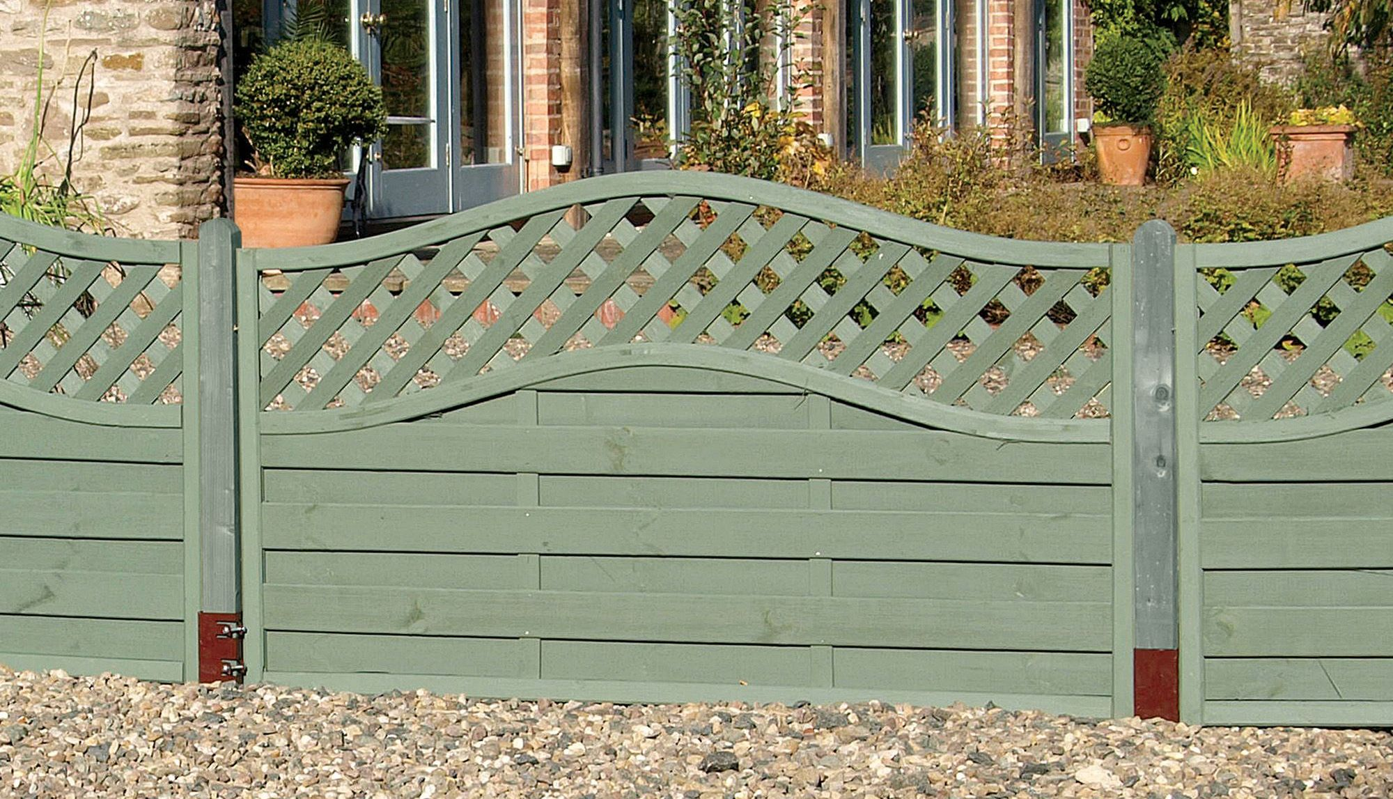 Buyer S Guide To Fences Help Amp Ideas Diy At B Amp Q