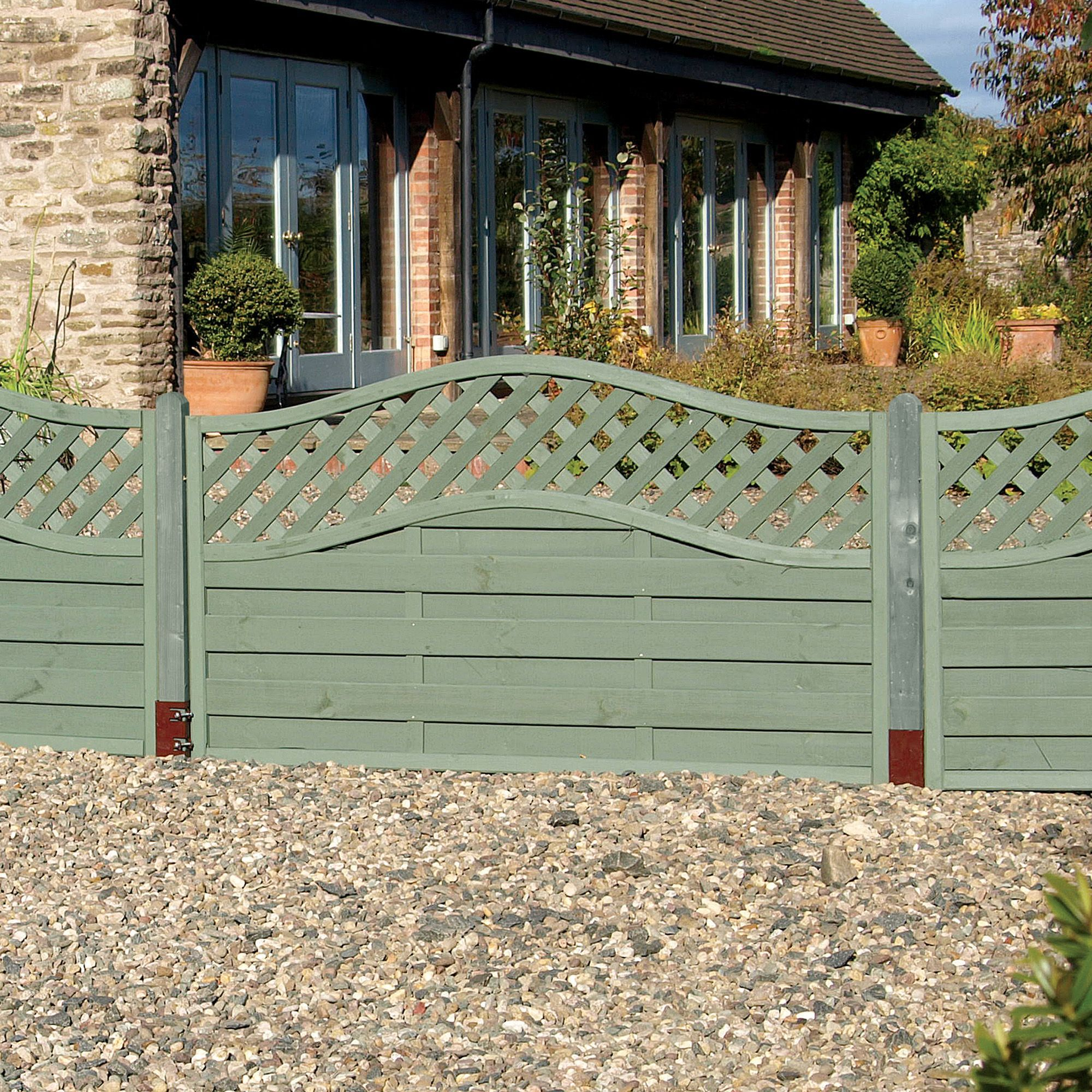 Attractive Buyeru0027s Guide To Fences