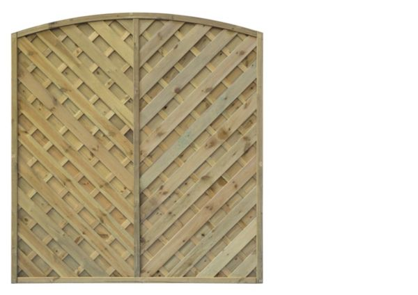 St Lunair Fence Panels