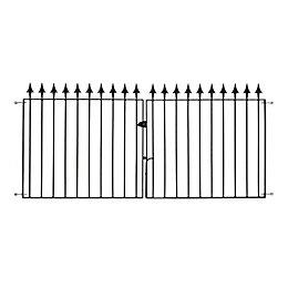Metpost Metal Spear Top Gate (H)935mm (W)14245mm