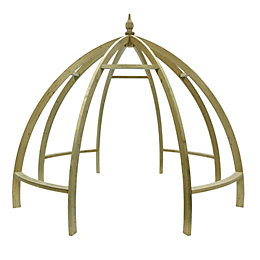 Grange Apollo Sage Green Pergola