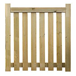 Grange Timber Gate (H)0.9m (W)0.9m