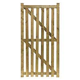 Grange Timber Gate (H)1.8m (W)0.9m