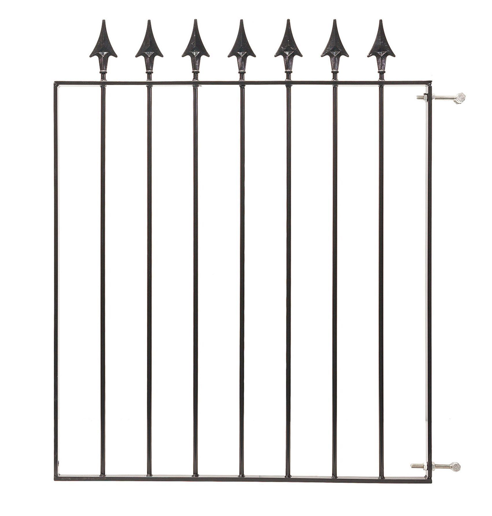 Blooma Metal Spear Top Gate (h)0.93m (w)0.77 M