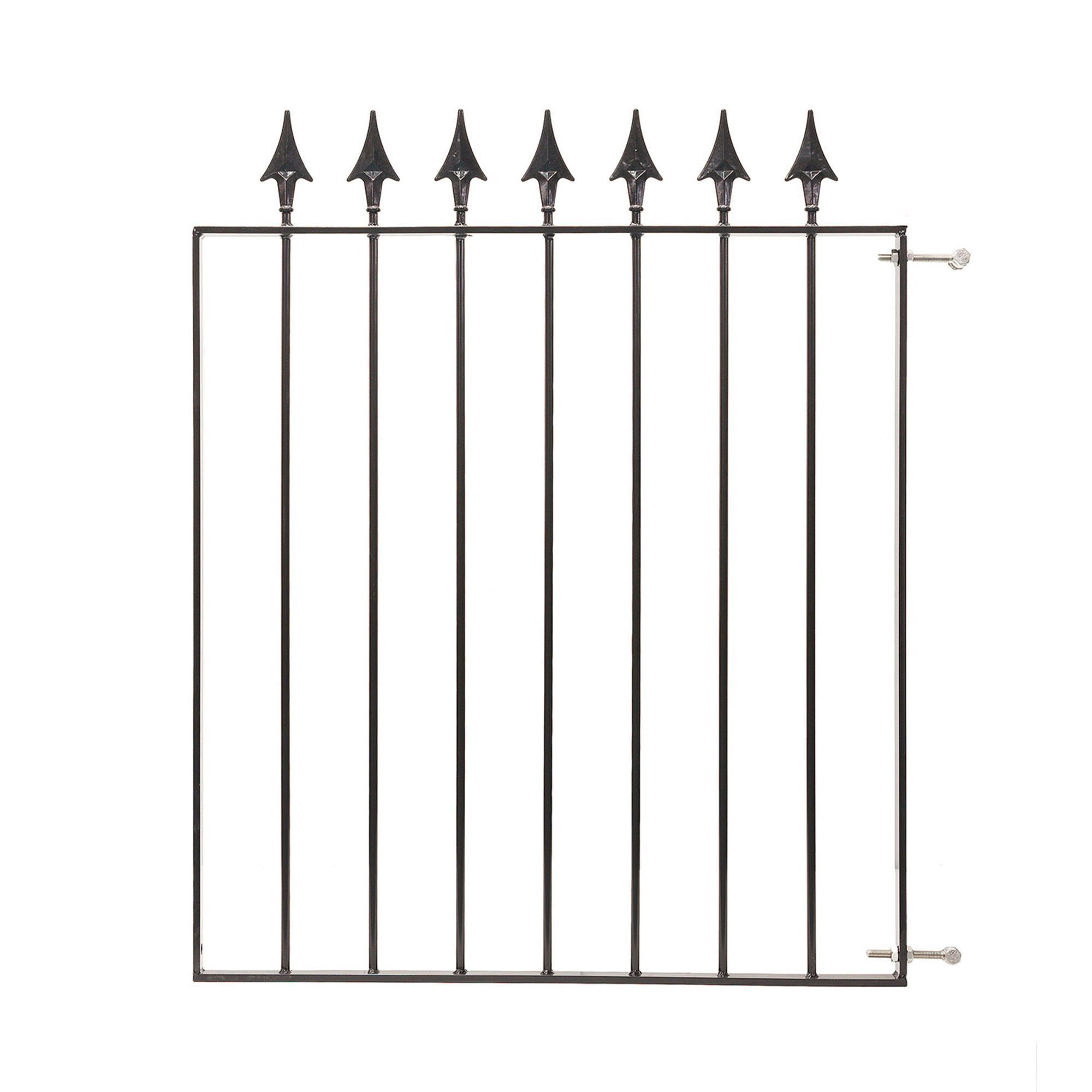 Blooma Metal Spear Top Gate (h)0.93m (w)0.81 M