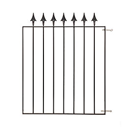 Blooma Metal Spear Top Gate (H)0.93m (W)0.81m