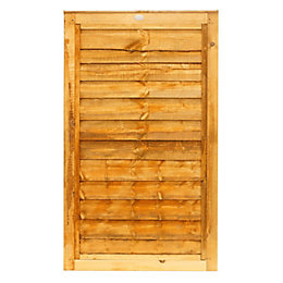 Grange Timber Side Entry Gate (H)1.5m (W)0.9m