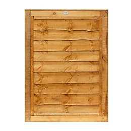 Grange Timber Side Entry Gate (H)1.2m (W)0.9m