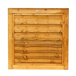 Grange Timber Side Entry Gate (H)0.9m (W)0.9m