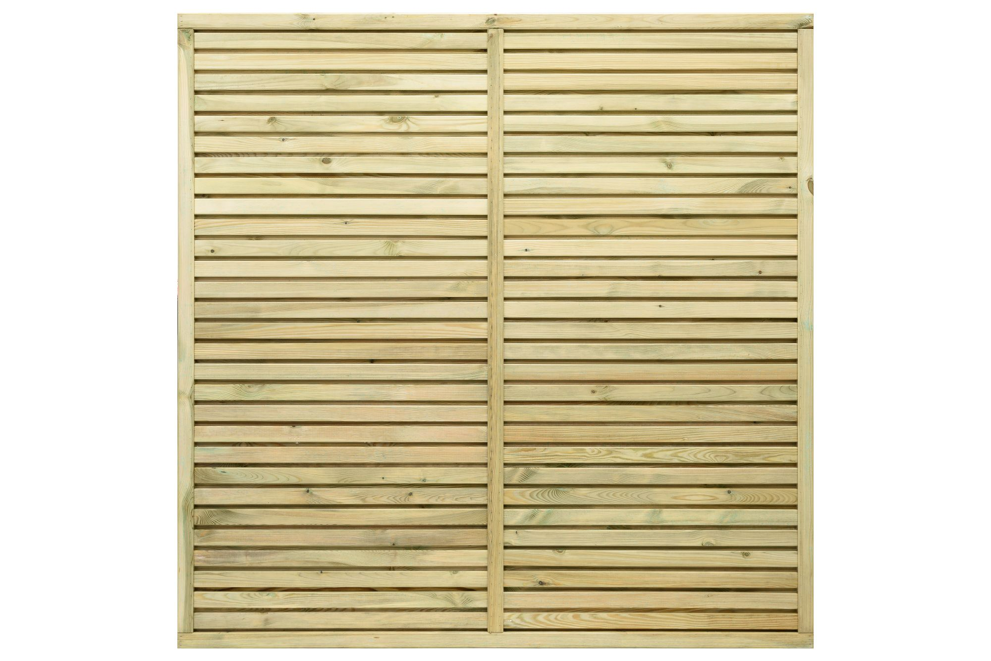 Grange Contemporary Fence Panel (w)1.8 M (h)1.2m, Pack Of 5