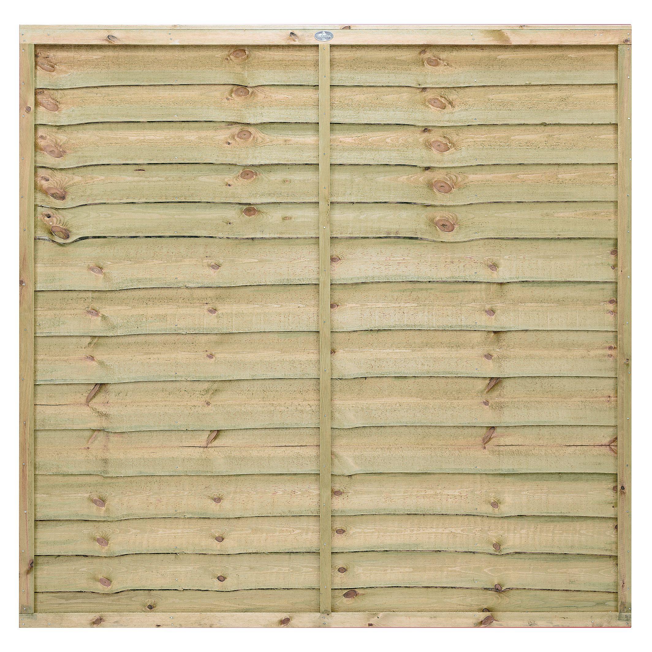 horizontal panel diy