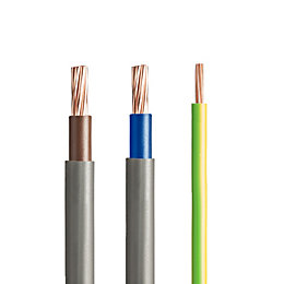 Prysmian 3 Meter Tails & Earth Cable 3m,
