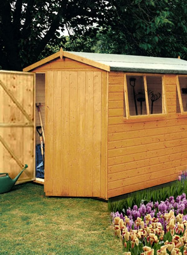 Sheds buying guide