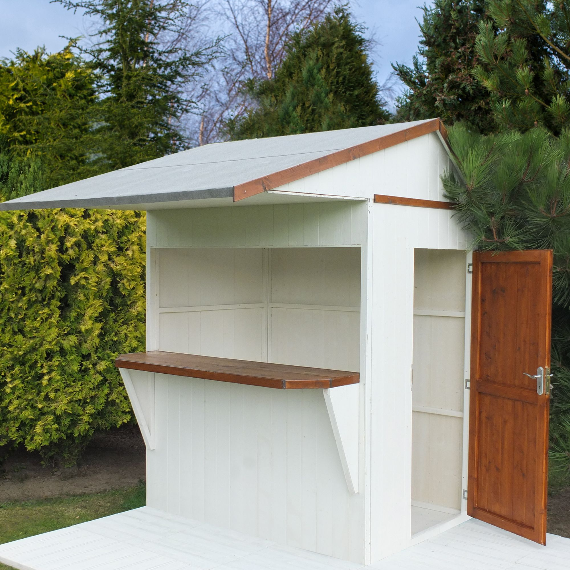 picture garden sheds b q