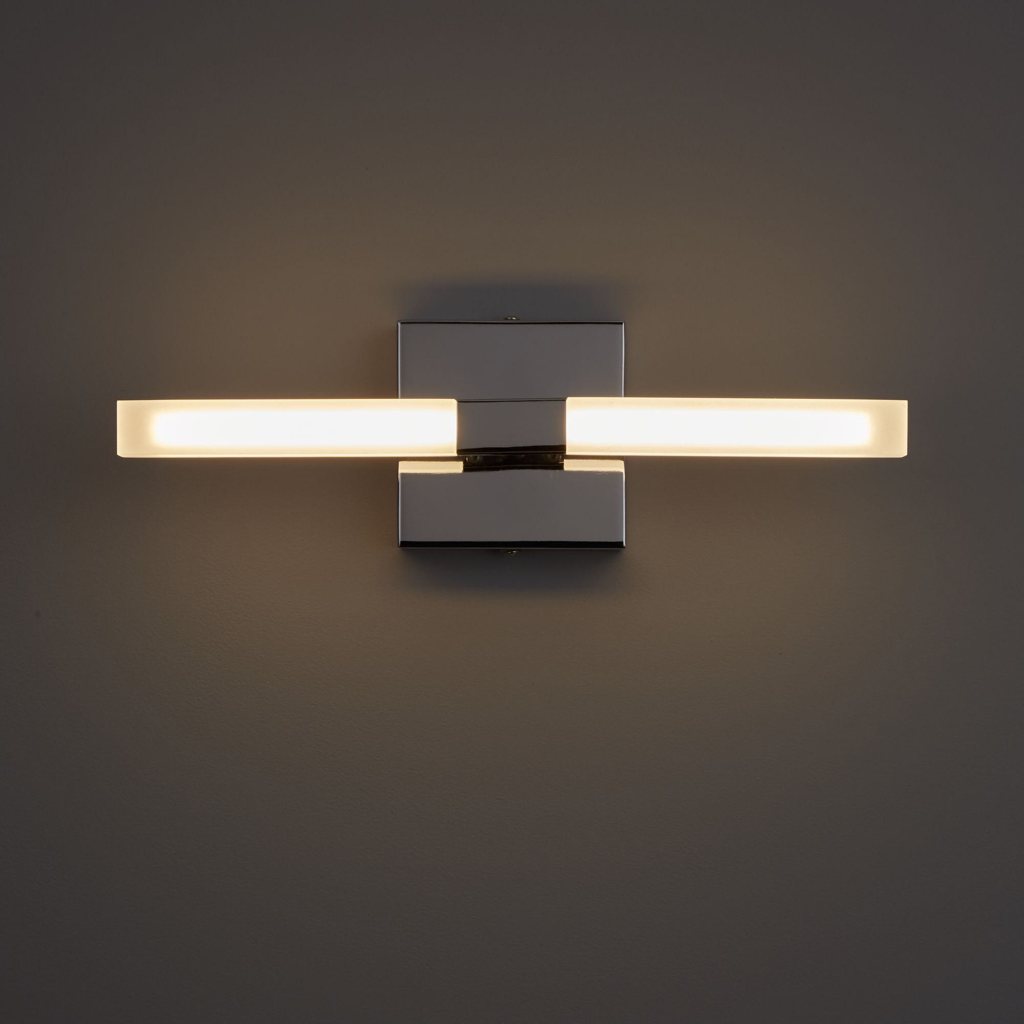 Led bathroom light