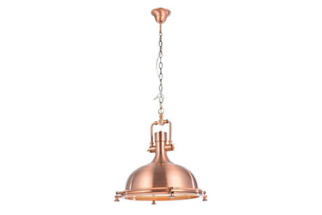 Charly Copper Pendant Light
