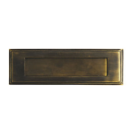 The House Nameplate Company Letter Plate (H)80mm (W)280mm