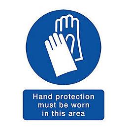 The House Nameplate Company PVC Self Adhesive Hand