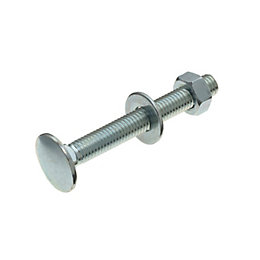 M8 Cup Square Bolt (L) 65 mm (Dia)