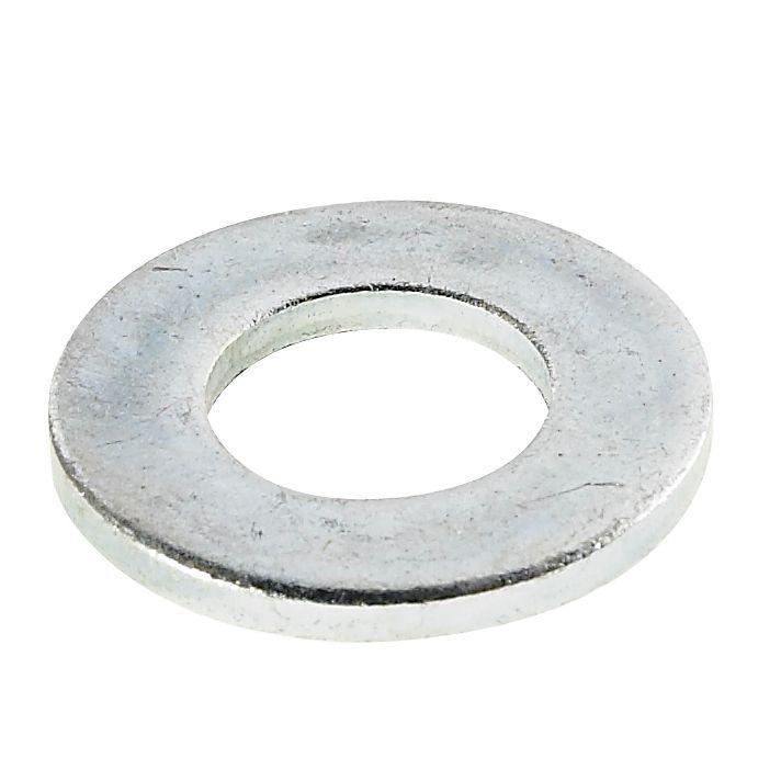 Avf M10 Steel Flat Washer, Pack Of 10