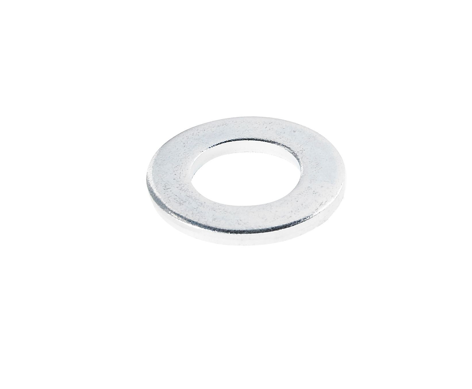 Avf M12 Steel Flat Washer, Pack Of 10