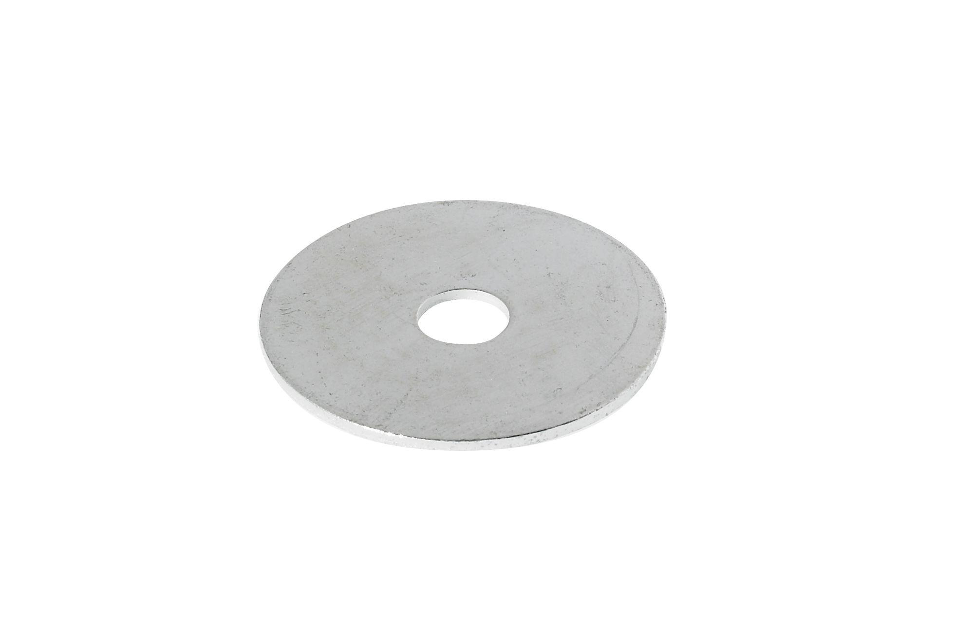 Avf M3.5 Steel Flat Washer, Pack Of 10