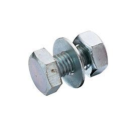 M10 Hex Bolt (L) 25 mm (Dia) 10