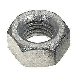 AVF M12 Steel Hex Nut, Pack of 10
