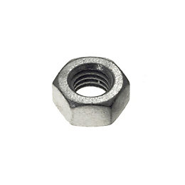 AVF M8 Steel Hex Nut, Pack of 10