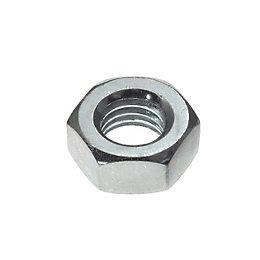 AVF M8 Steel Hex Nut, Pack of 10