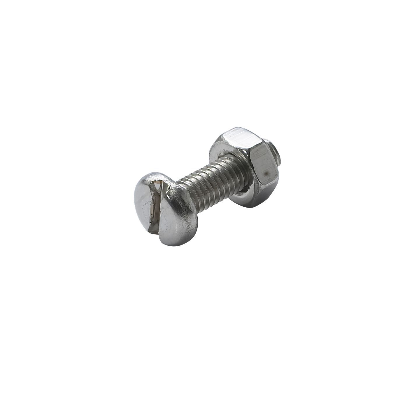 M3 Machine Screw (l) 10mm (dia) 3mm, Pack Of 10