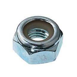 AVF M10 Steel & Nylon Nylon Lock Nut,